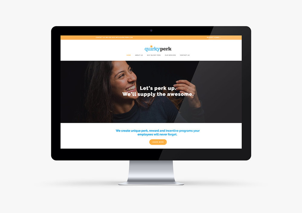 Designsite's Branding, Website Design and Digital Marketing Powers Quirky Perk of Fairfield CT