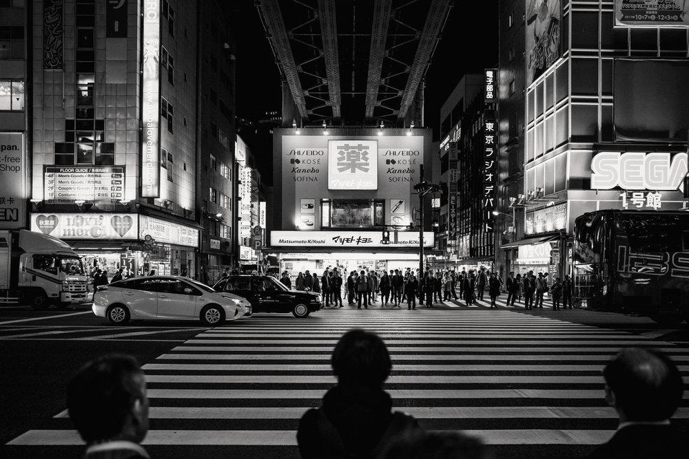 Akihabara night 2 pketron