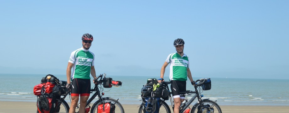 Rob and Andy Corbett