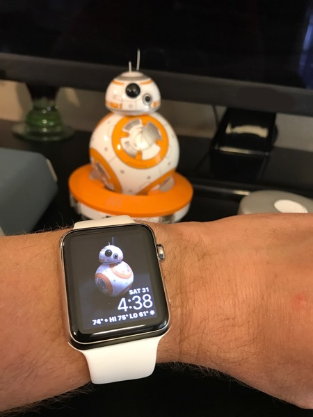 Apple watch hintergrund app