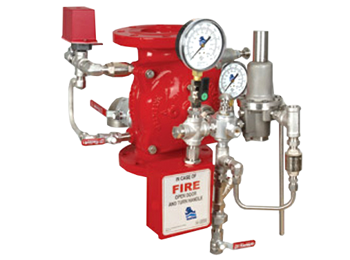 Bermad Fire Valves