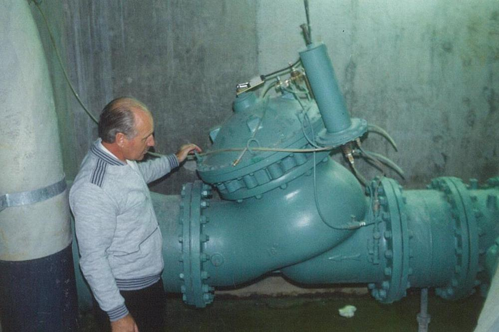 May 1992 - Watercare Services ALtituDE RESERVOIR LEVEL CONTROL VALVES