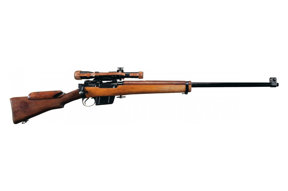 British L42A1 Sniper rifle.jpg