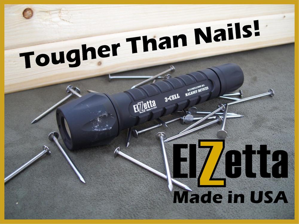 Elzetta Tactical Hammer... er Flashlight.