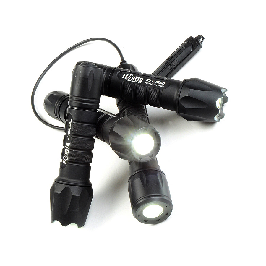 Flashlights & Spares