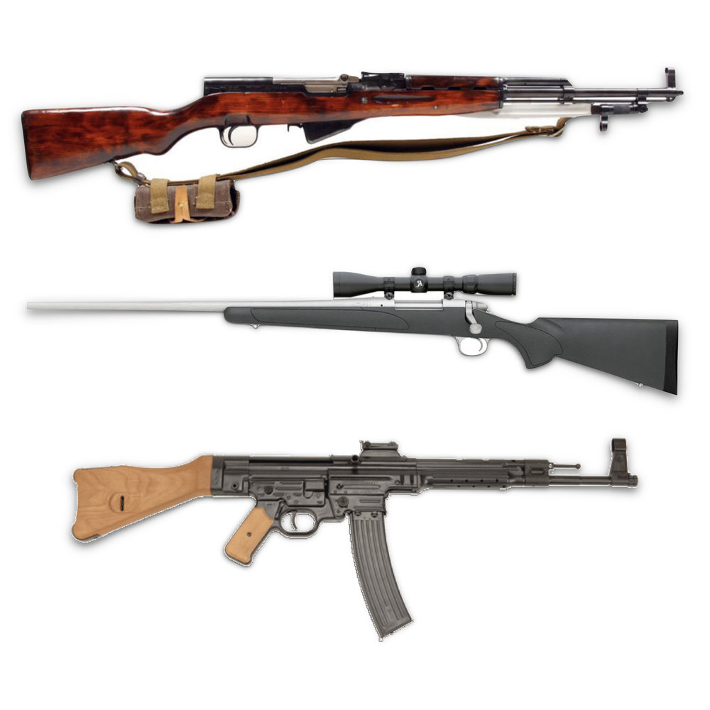 Rifles Parts & Accessories
