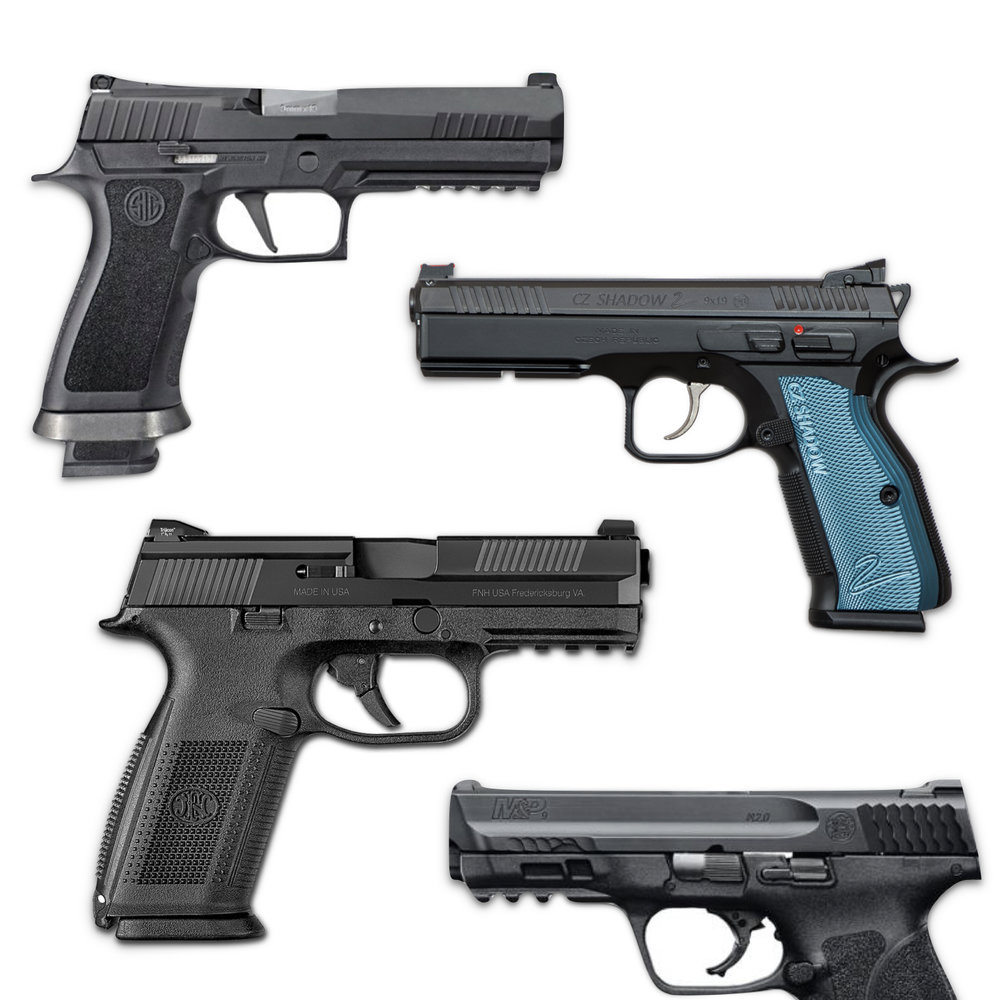 Pistol Parts and Accessories
