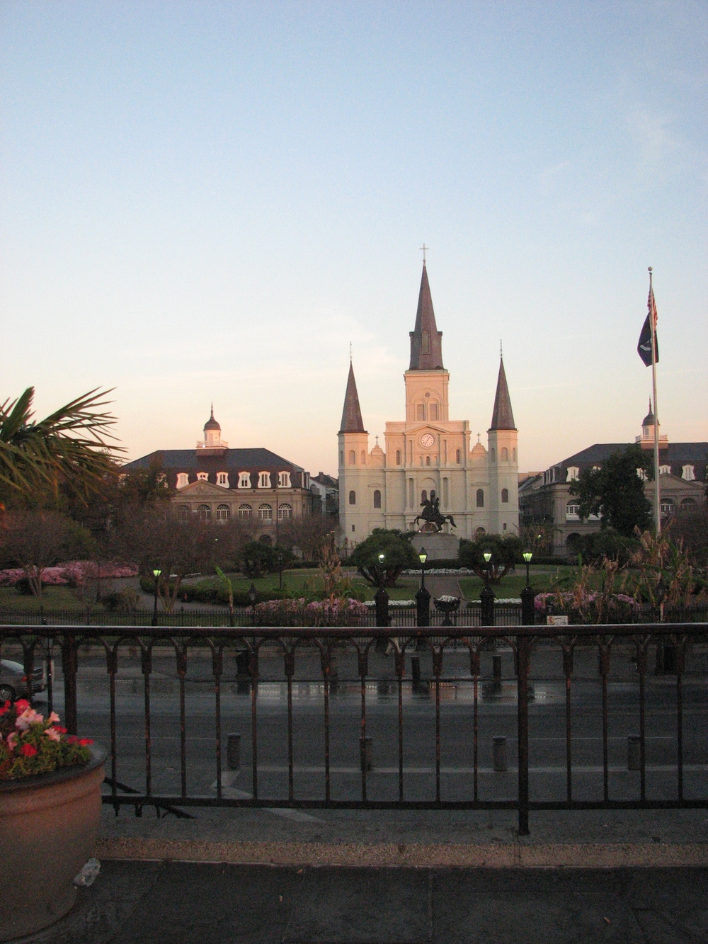 Jackson Sq at Dawn 3.JPG