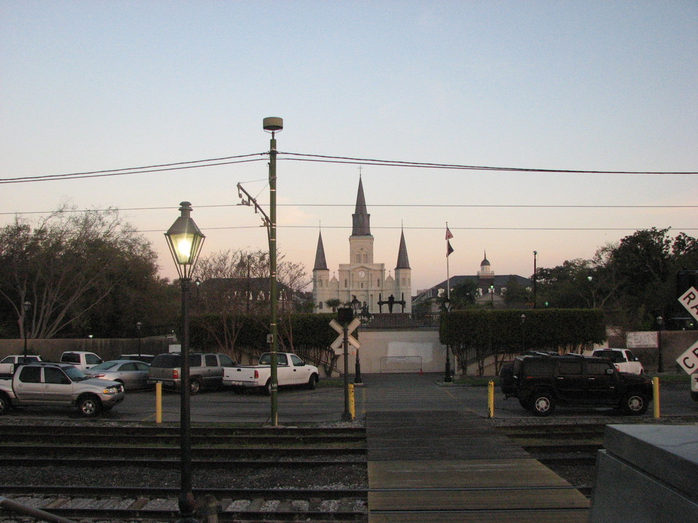 Jackson Sq at dawn.JPG