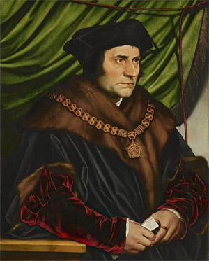 """I am the King's good servant, but God's first."" - St. Thomas More"