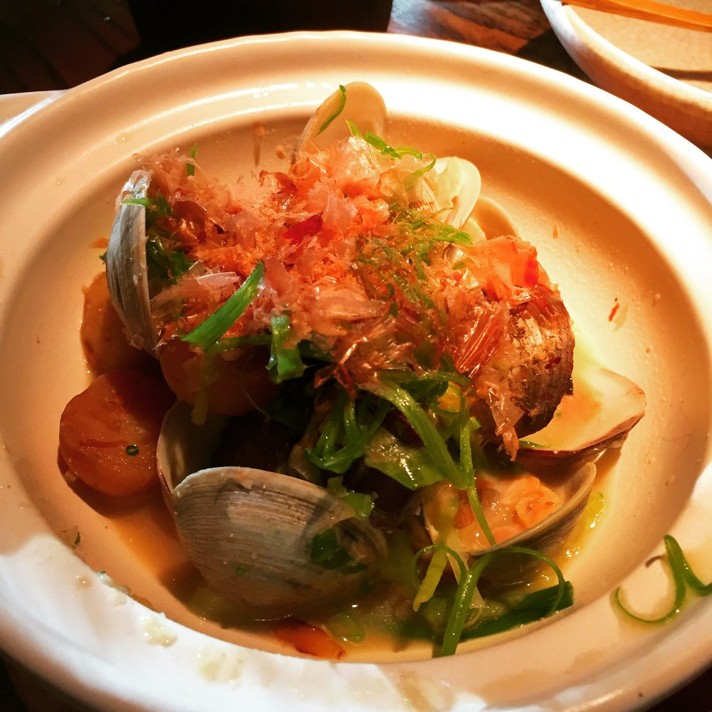 Steamed Little Neck Clams