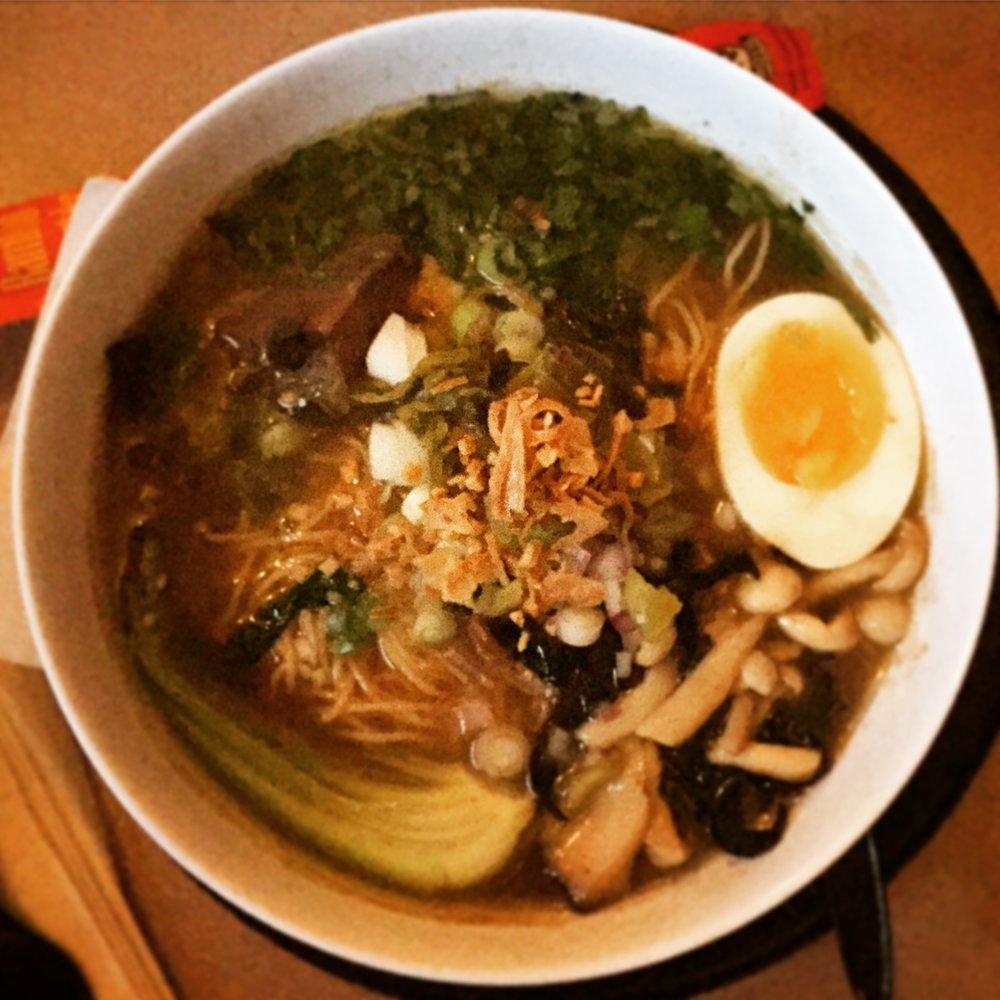 Bone Marrow Ramen