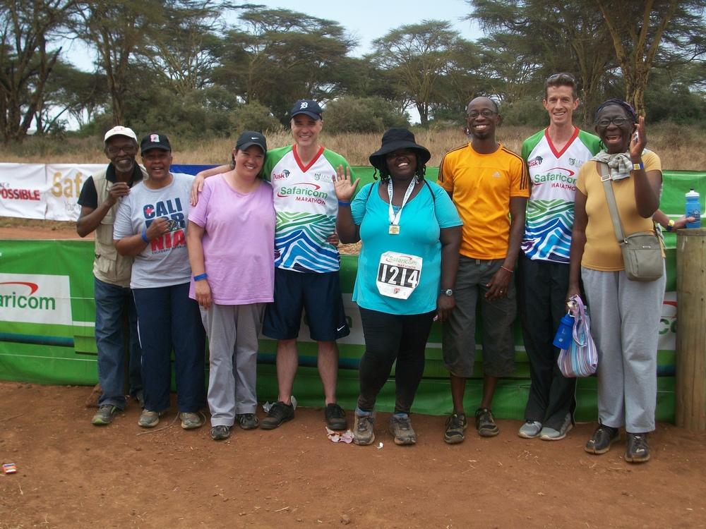 Lewa Marathon, complete!