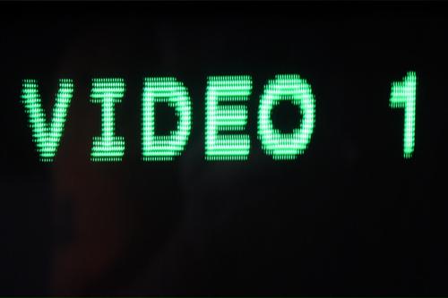 Video Still, 2011 (PJM)
