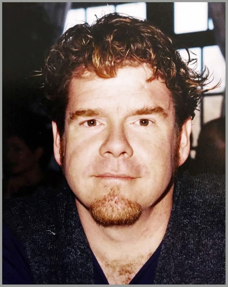 Paul McLean, ca. 2001