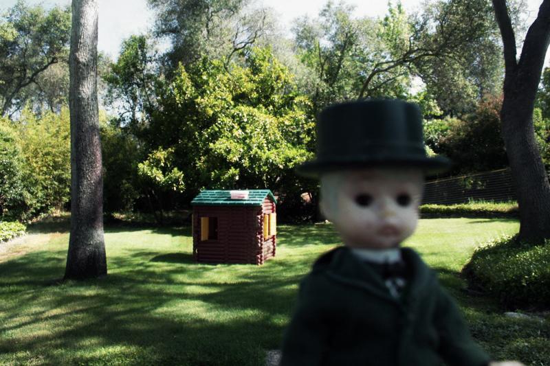 JP's backyard, 2009 (PJM)