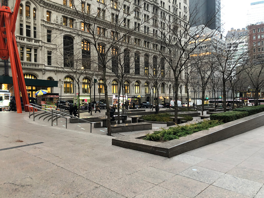 Zuccotti [Photo by Chris Borrok (2019)]