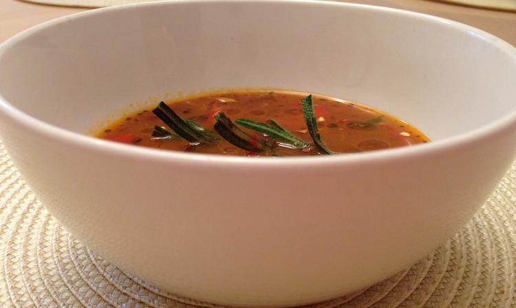 Not-Pumpkin Soup