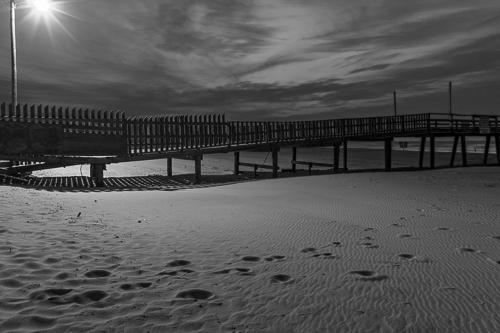Pre-Dawn Pier