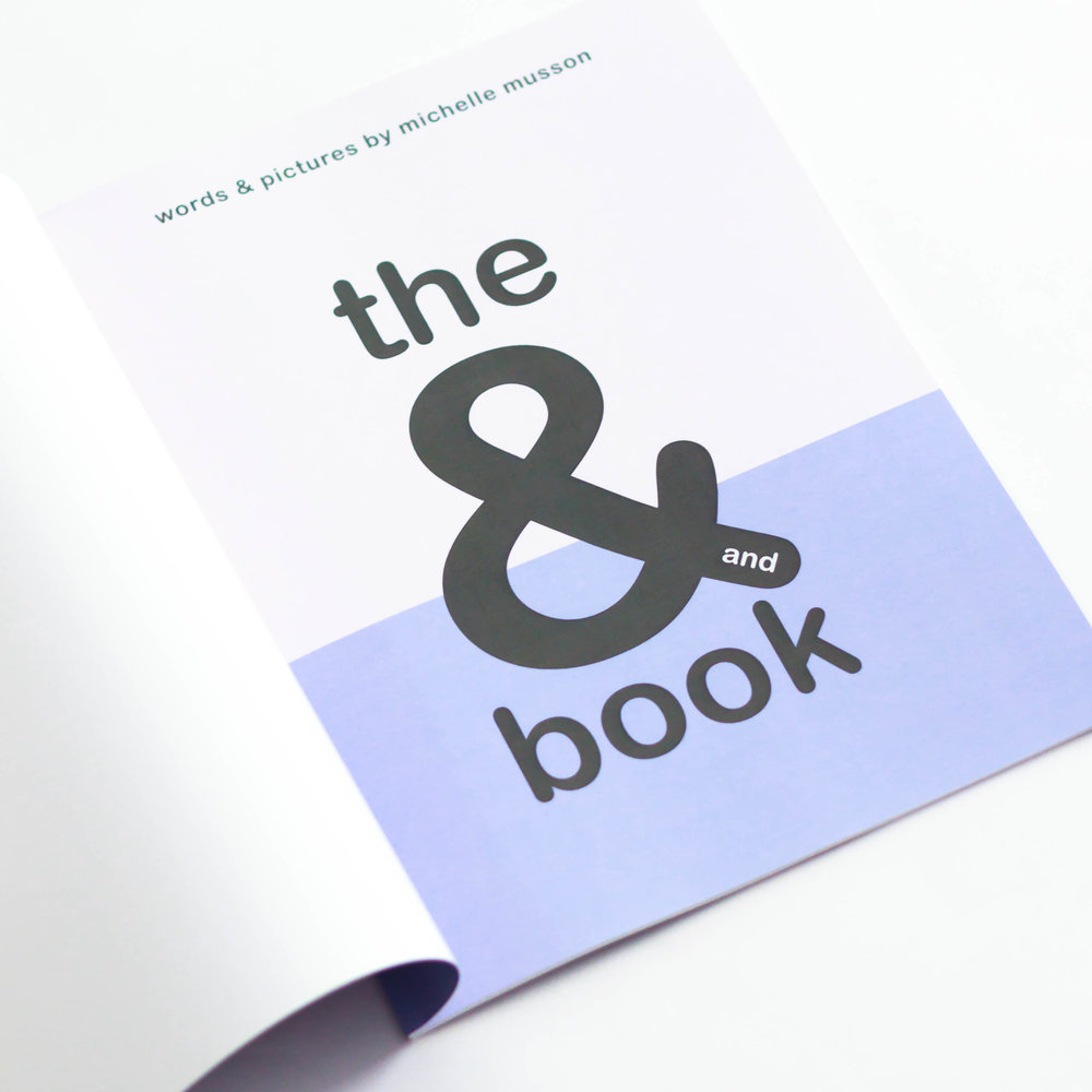 The And Book  by Michelle Musson