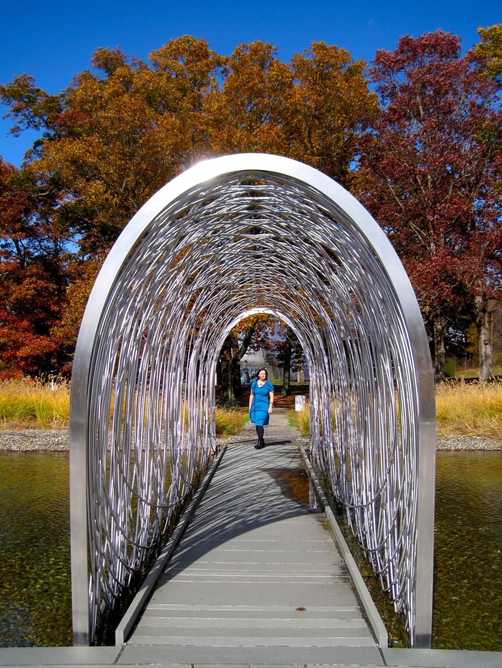 Reflecting Pool,Bard College