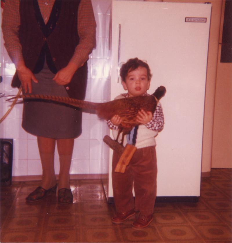 """""""Weird childhood photo"""" filter"""