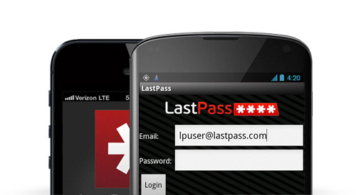 LastPass: The last password you have to remember.