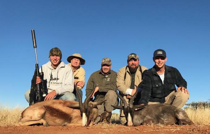 Trace, Kylar & Guys_2 springbuck.JPG