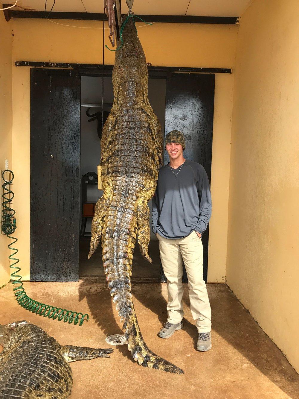 Trace's Croc.JPG