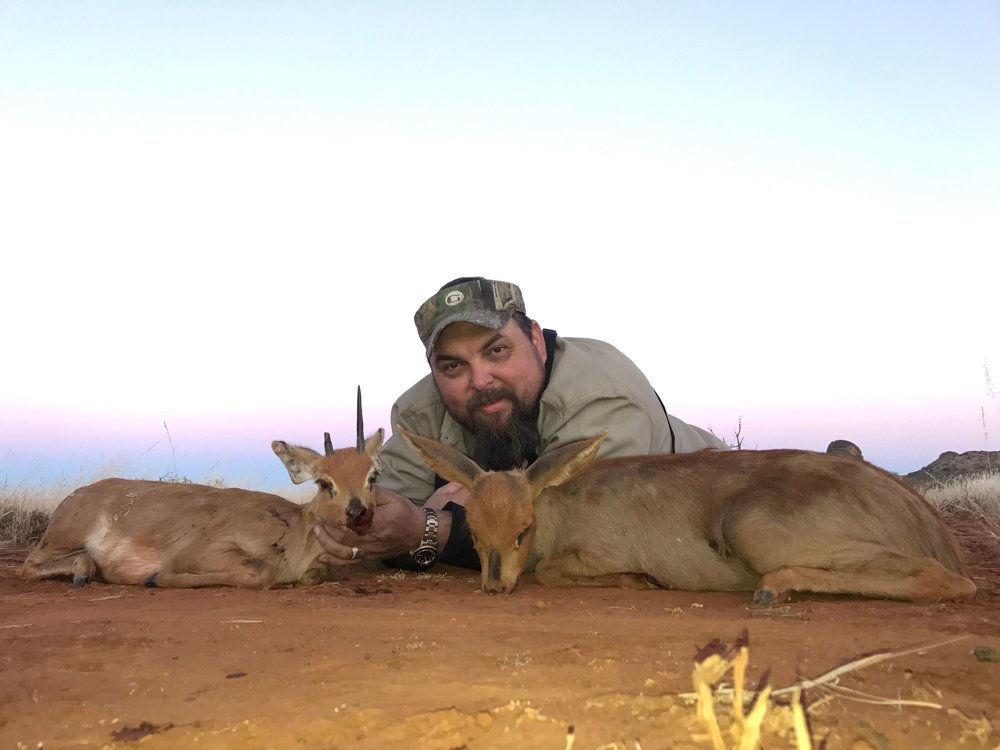Jason's Steenbuck (male&female).JPG