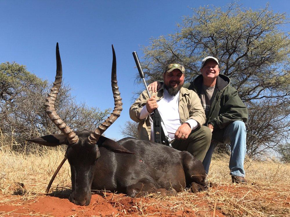 Jason's black impala (pic w:rick).JPG