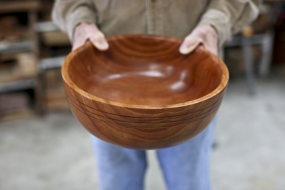 Handmade Wood Bowls | James Walker
