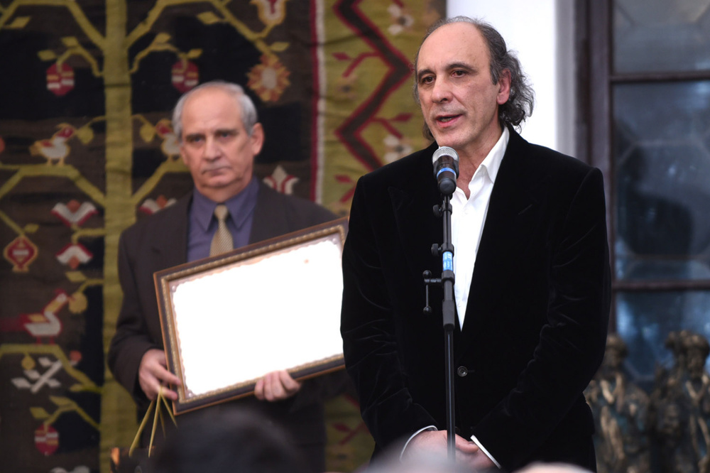 Constantin Brâncoveanu Award in Sculpture