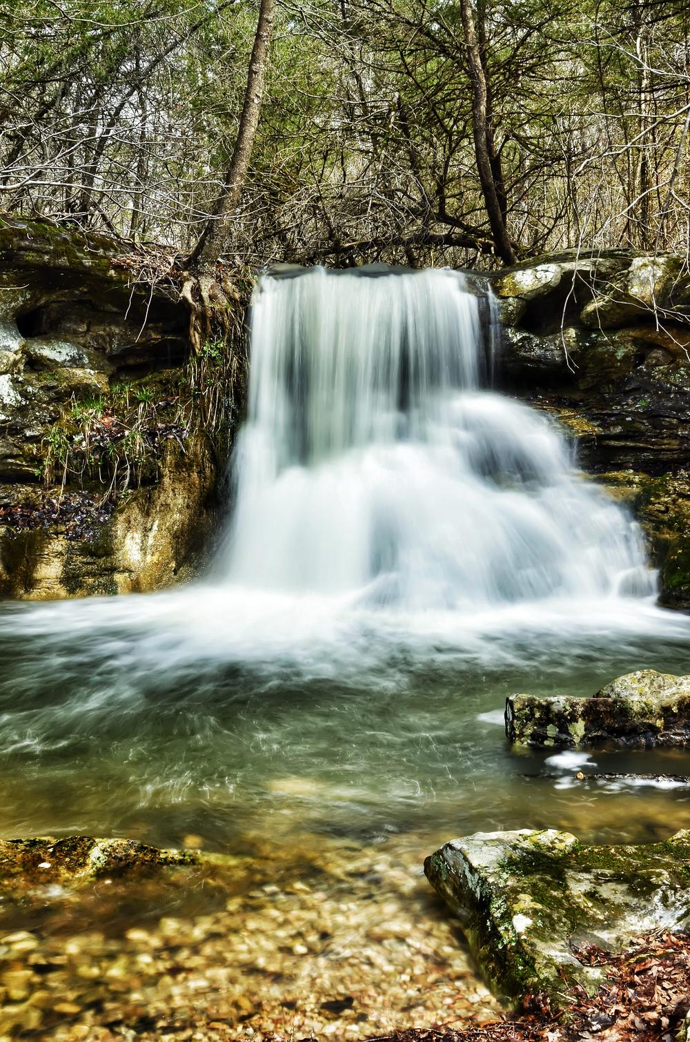 Reynolds Falls front