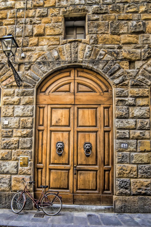 Lions Door