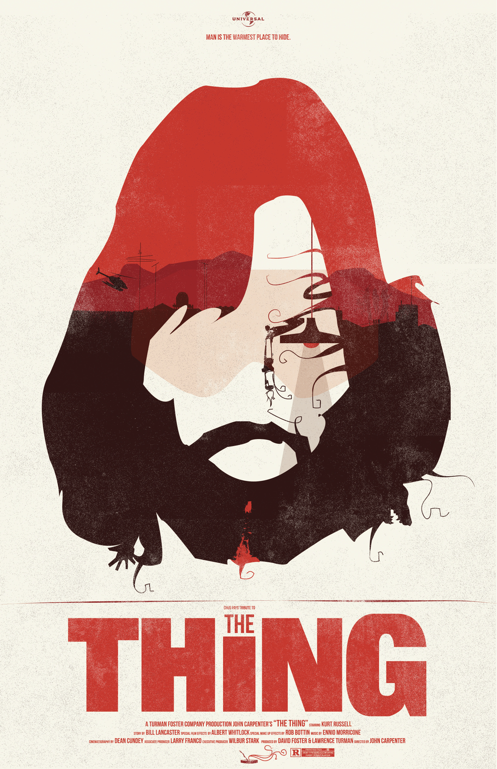 The Thing: MacReady