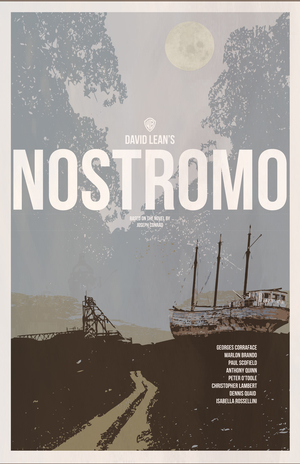 Ones That Got Away: Nostromo