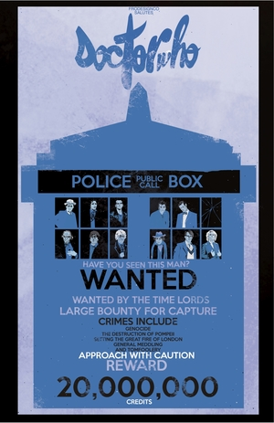 WANTED: The Time Lords