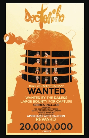 WANTED: The Daleks
