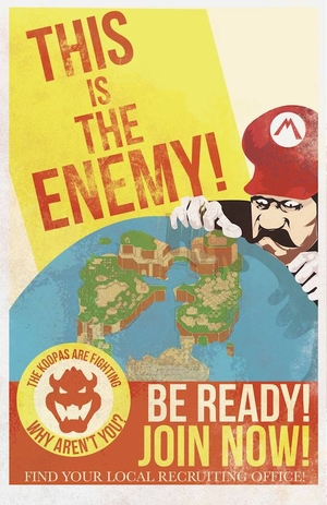 Mario Propaganda: Enemy