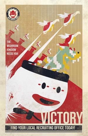 Mario Propaganda: Victory