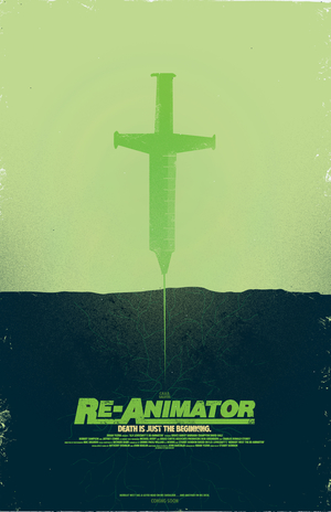 Re- Animator: Cat Dead. Details Later