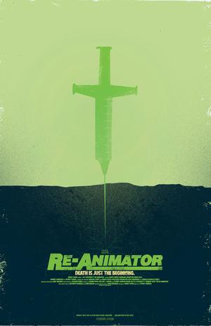 Re- Animator: Cat Dead. Details Later