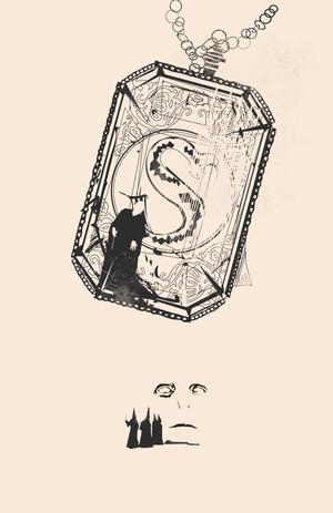 Horcrux Set: The Locket