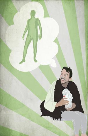 The Birth Of Greenman