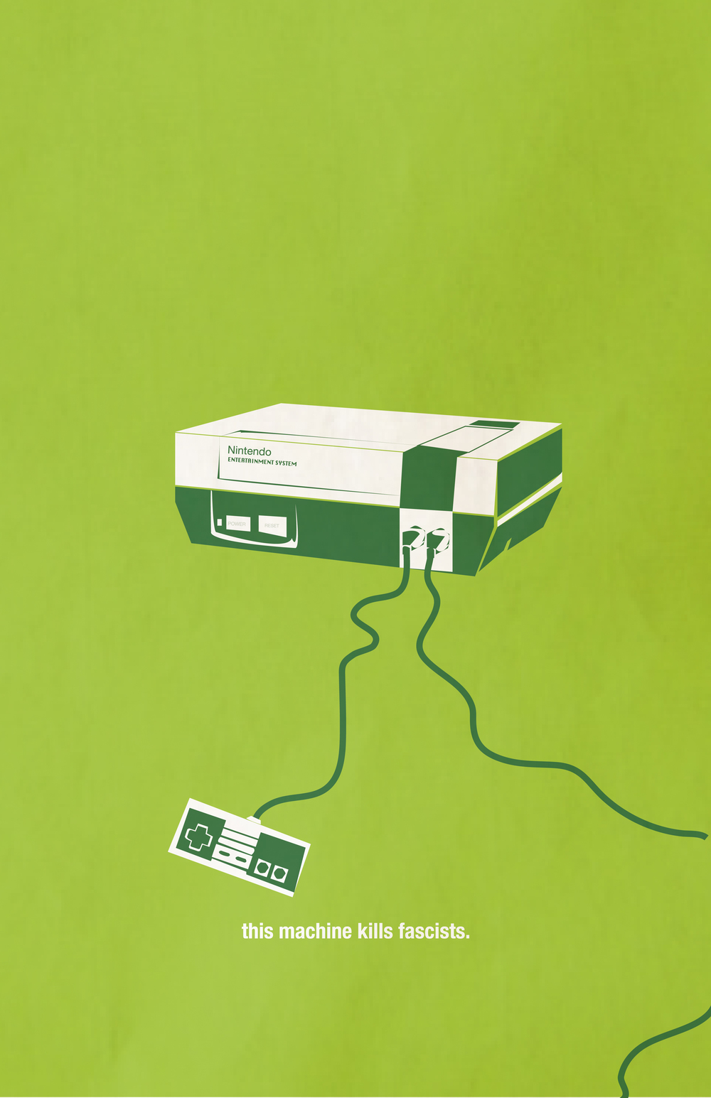 This Machine KillsFascists: Console