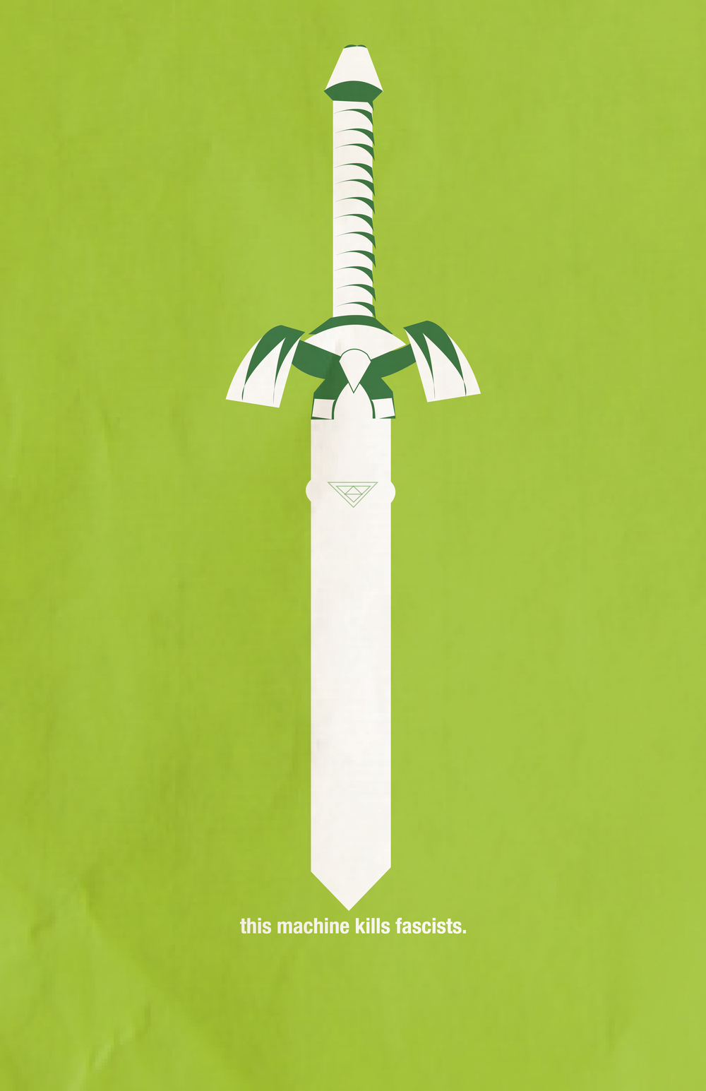 This Machine Kills Fascists: Master Sword