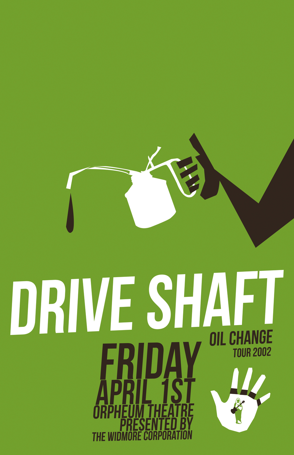 Tuned In: Greatest Hits- Drive Shaft