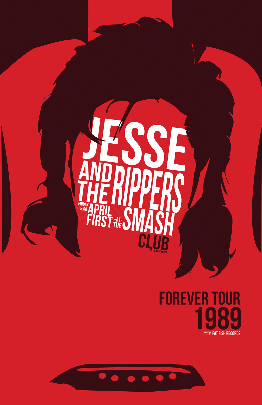 Tuned In: Have Mercy- Jesse and The Rippers