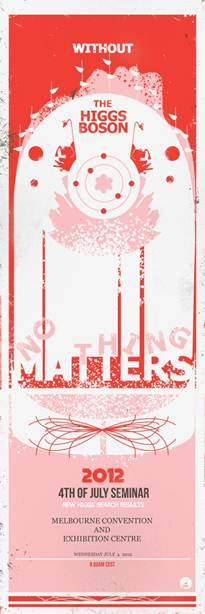 Without The Higgs Boson Nothing Matters